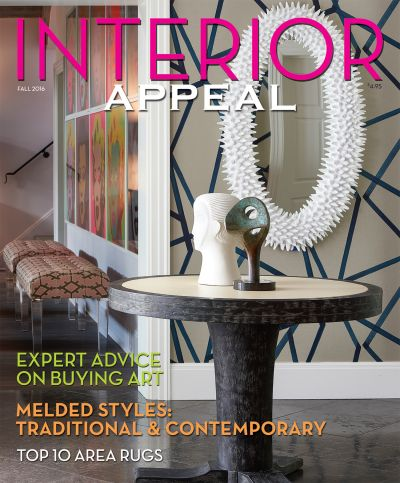 interior appeal cover page fall 2016